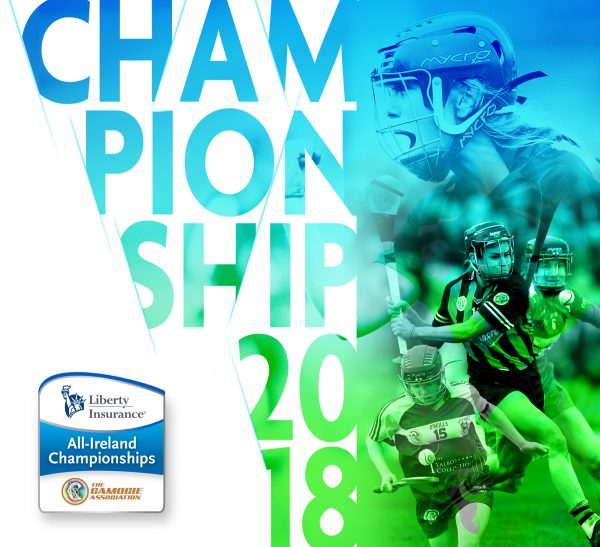 2018 Liberty Insurance Camogie All-Ireland Championship Identity