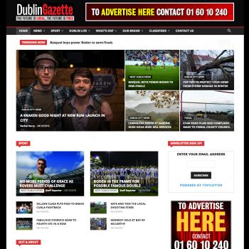 Dublin Gazette